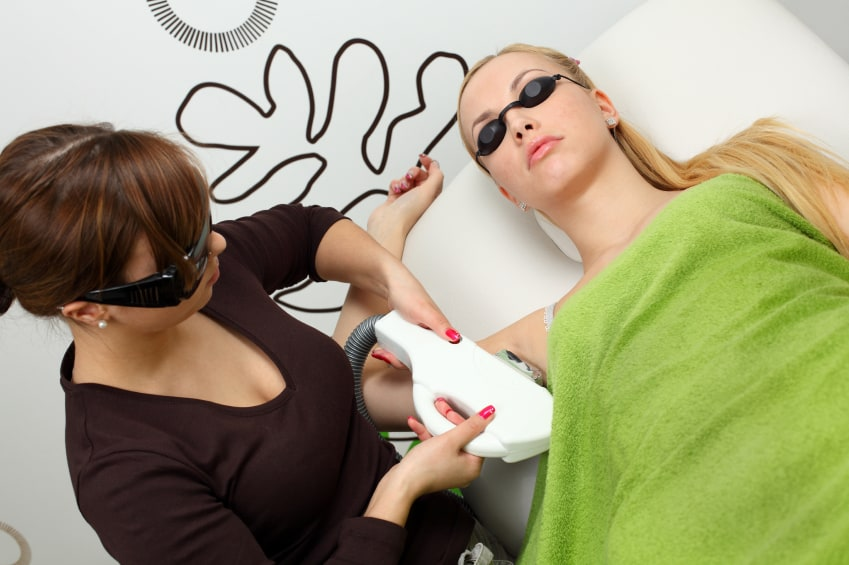 The 4 Most Popular Areas You'll Learn to Treat with Laser Hair Removal Training