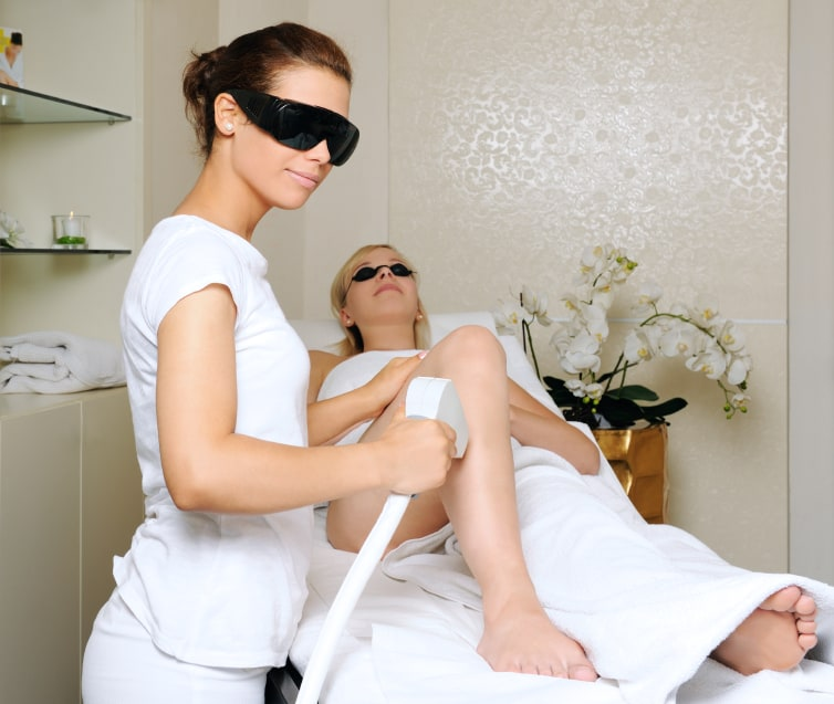 The 4 Most Popular Areas You'll Learn to Treat with Laser