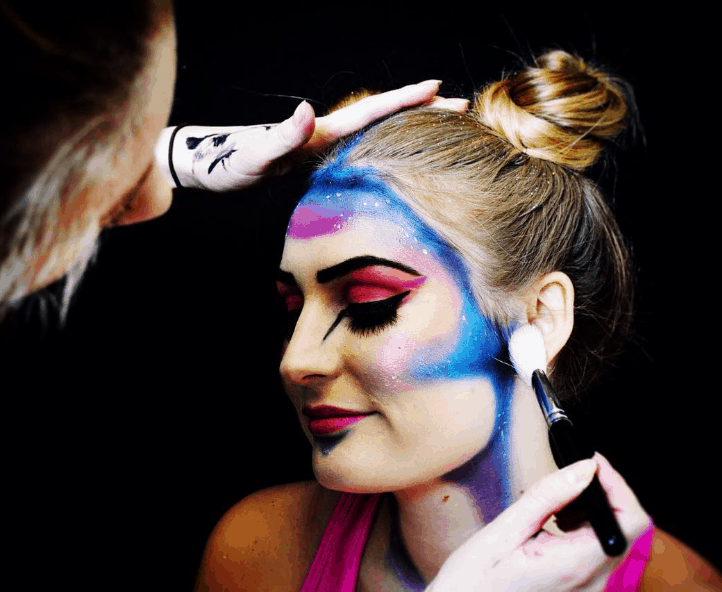 3 Stage-Ready Theatre Looks You'll Learn in Makeup Artist School