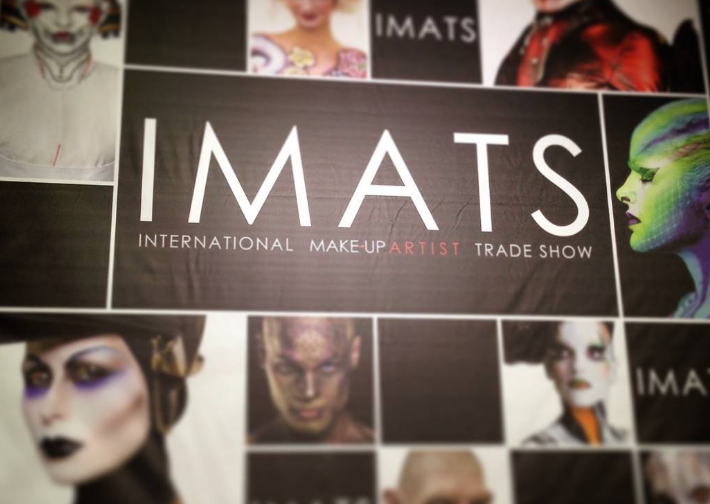 Your Makeup and Beauty School at IMATS: Discover the International Trade Show IBI is Attending!