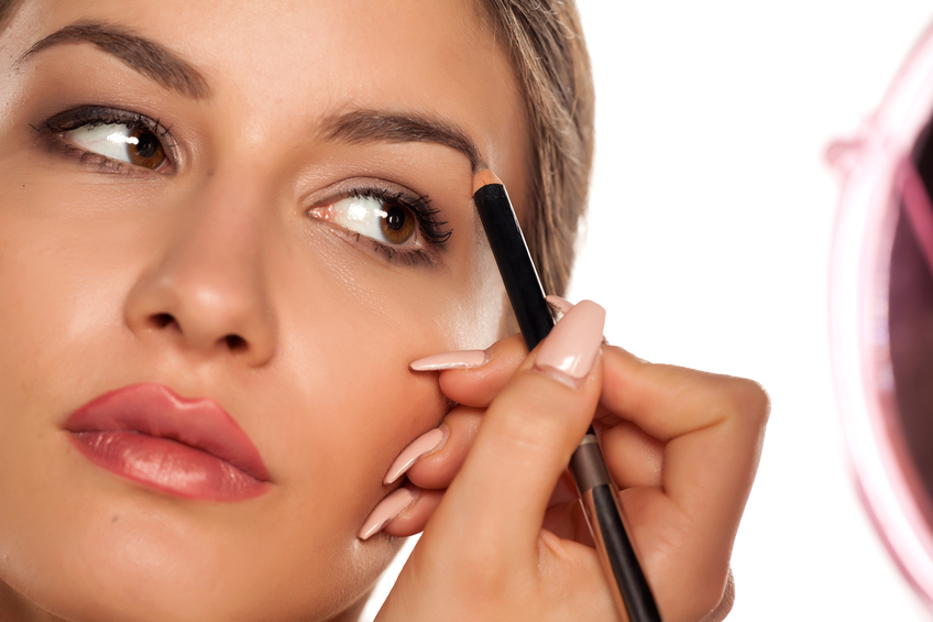 Save clients time with semi-permanent perfect eyebrows