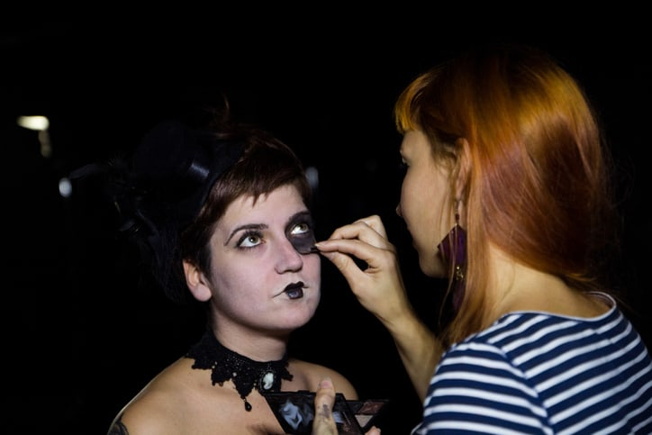 How Special FX Makeup Courses Can Teleport You Into a Different World