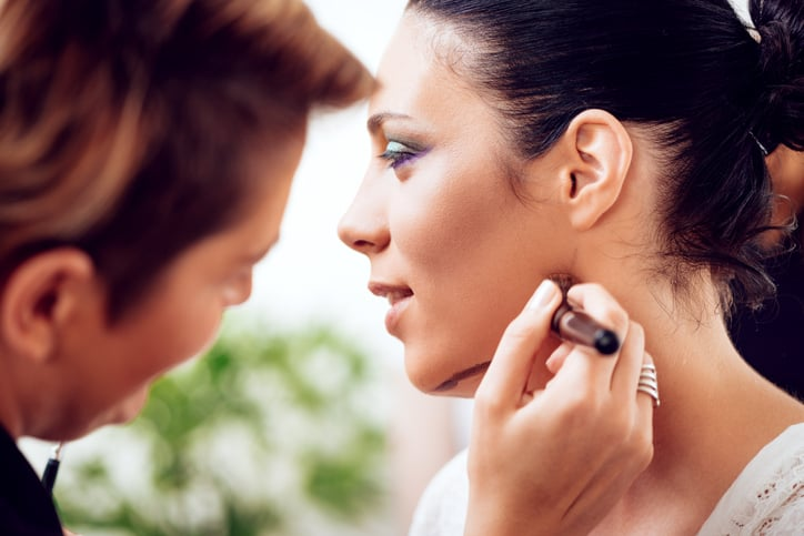 Makeup School: Making Up For Self-Esteem