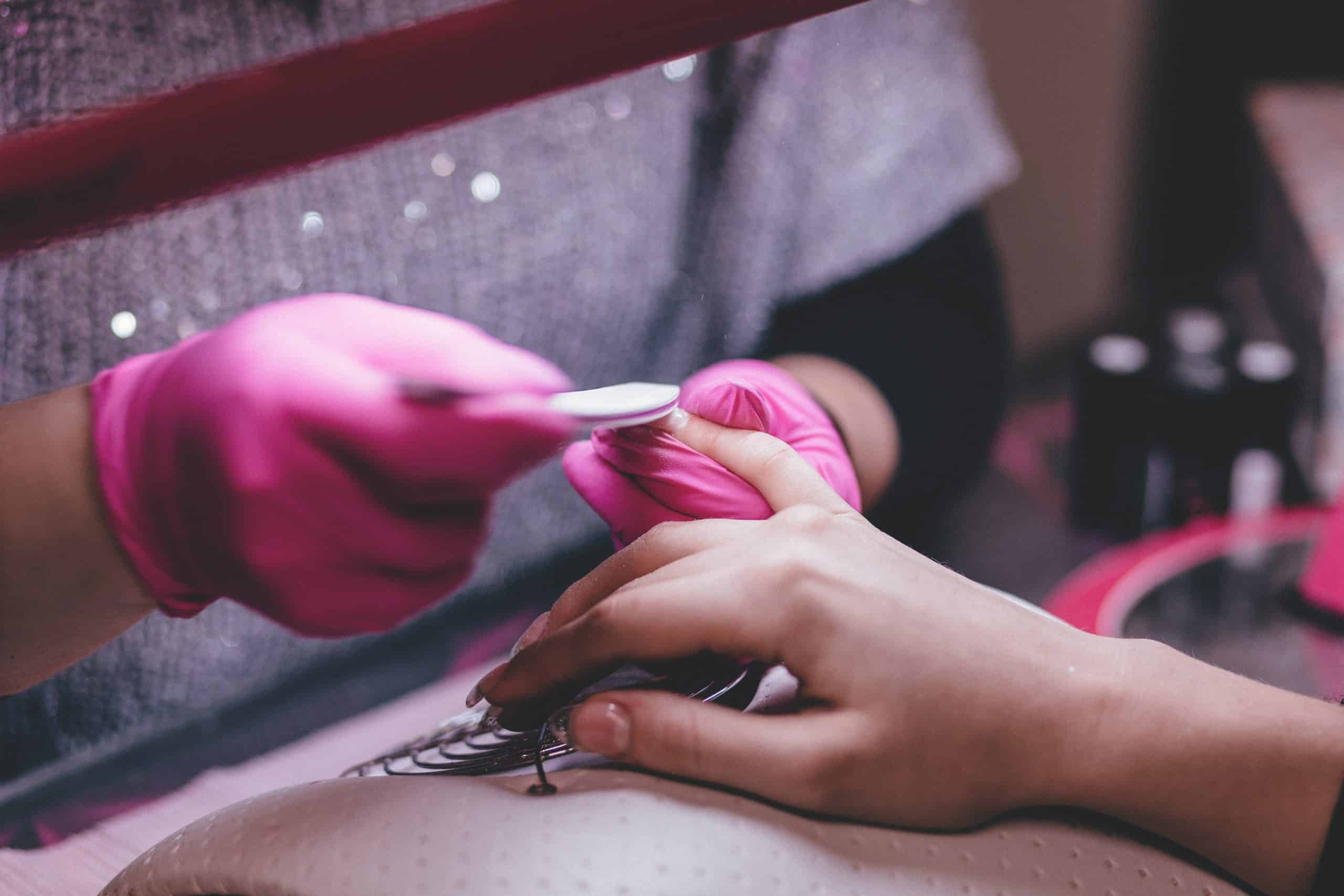 Nail Technicians Can Sugar (Top) Coat Your Appointment