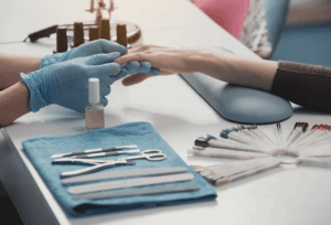 Elevate your nail skillsets and become financially independent with the Gel Nails Course!